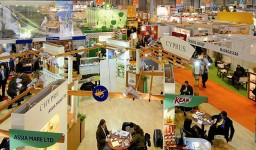 Le salon international de l'agroalimentaire d'Alger (Djazagro)