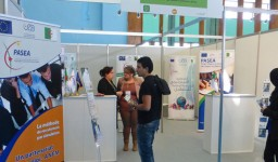 Le salon national de l'emploi d'Alger (SALEM)
