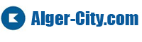 Logo du site web Alger City