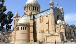 La basilique Notre-Dame d'Afrique
