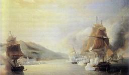Les bombardements français d'Alger en 1830