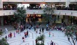 Le centre commercial Riadh El Feth à El Madania