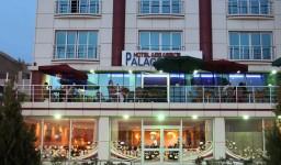 L'hôtel Abbasside Palace à Staoueli
