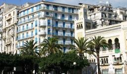 L'hôtel Albert 1er à Alger-Centre