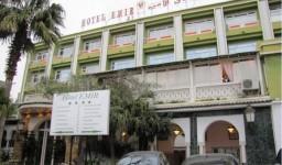 L'hôtel Émir à Chéraga