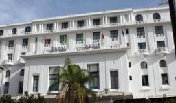 L'hôtel Es-Safir à Alger-Centre