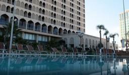 L'hôtel Hilton à Mohammadia