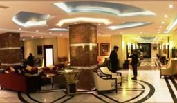 L'hôtel Oasis à Hussein Dey