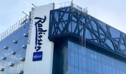 L'hôtel Radisson Blu à Hydra, Alger