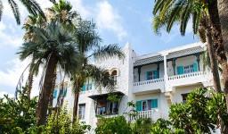 L'hôtel Saint-George à El Mouradia
