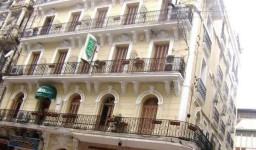 L'hôtel Samir à Alger-Centre