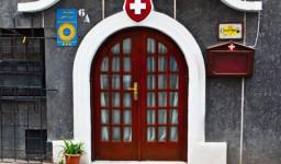 L'hôtel Suisse à Alger-Centre