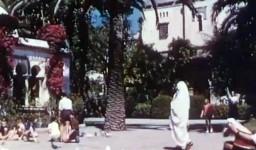 Vidéo sur les jardins publics d'Alger