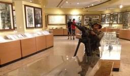 Le musée national du moudjahid à El Madania