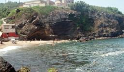 La plage Les Jumelles à El Hammamet