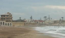 La plage Moretti à Staoueli