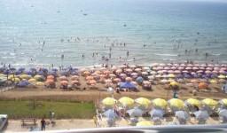 La plage Palm Beach à Staoueli