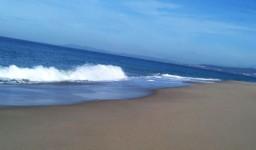 La plage Reghaïa à Reghaïa