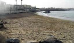 La plage Les Ondines Sud à Bordj El Bahri