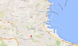 Le plan de la ville d'Alger