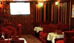 Le restaurant La Palmeraie à Dely Brahim