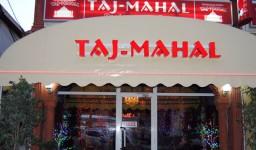 Le restaurant Taj Mahal à Chéraga