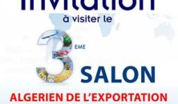 Le salon Djazaïr Export d'Alger