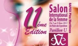 Le salon international de la femme (Eve) d'Alger