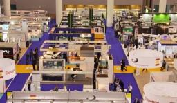 Le salon international des équipements, des technologies et des services de l'eau et de l'environnement (Pollutec) à Alger