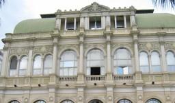 Lethéâtre national algérien Mahieddine Bachtarzi à Alger-Centre