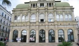 Le théâtre national algérien