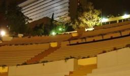 Le théâtre de verdure Lâadi Flici à Alger-Centre