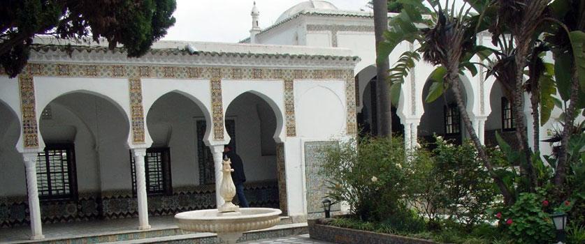 Le musée national du Bardo à Alger
