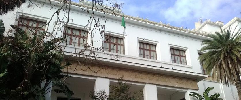 Le musée des beaux-arts d'Alger